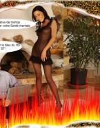 Emmanuelle Chriqui Lingerie Tits Porn Fake 001