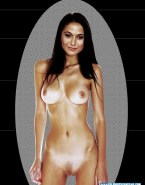 Emmanuelle Chriqui Nude Body Boobs Fake 001