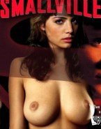 Erica Durance Large Tits Smallville Nsfw 001