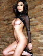 Erich Gonzales Completely Naked Body Exposed Breasts 001