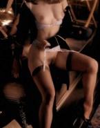 Erin Gray Pantieless Boobs Nsfw 001