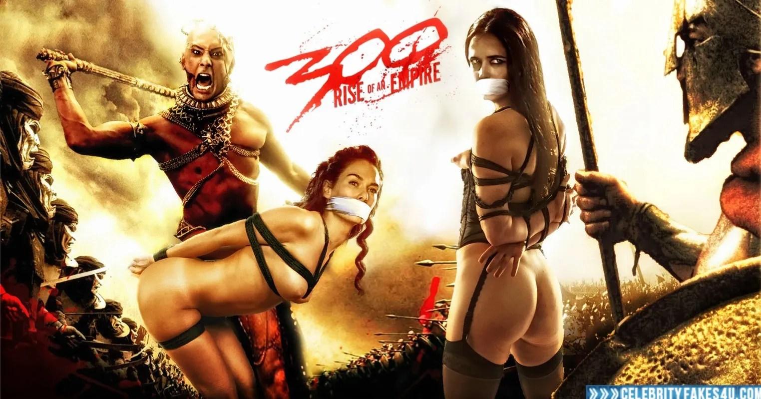 300 спартанцев (порноверсия)