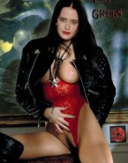 Eva Green Nice Tits Panties Aside Nudes 001