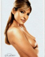 Eva Mendes Naked Tits 001