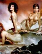 Faith Hill Lesbian Naked Body Fake 002