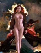 Famke Janssen Naked Body Boobs Fake 001