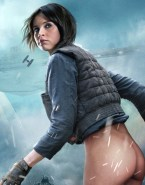 Felicity Jones Ass Rogue One Naked 001
