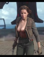 Felicity Jones Boobs Star Wars Nude 001