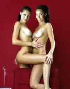 Freema Agyeman Breasts Lesbian Fake 001