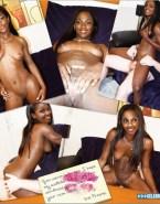 Freema Agyeman Reverse Cowgirl Spread Pussy Sex Fake 001