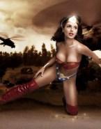 Gal Gadot Porn Wonder Woman 001
