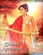 Gemma Arterton Big Boobs Fake 002