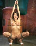 Gemma Arterton Bondage Exposing Vagina Nsfw Fake 001