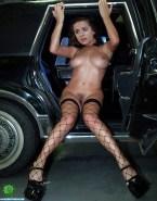 Georgia May Foote Big Tits Public Porn Fake 001