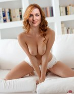 Gillian Anderson Boobs Squeezed 001
