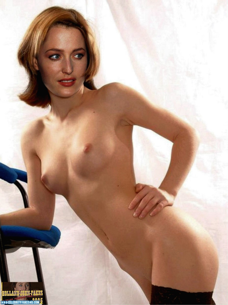Gillian anderson nude boobs in the turning scandalplanet