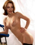 Gillian Anderson Boobs Topless Naked 002