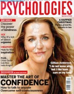 Gillian Anderson Magazine Cover Cum Facial Naked 001