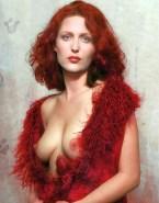 Gillian Anderson Nudes Tits 002