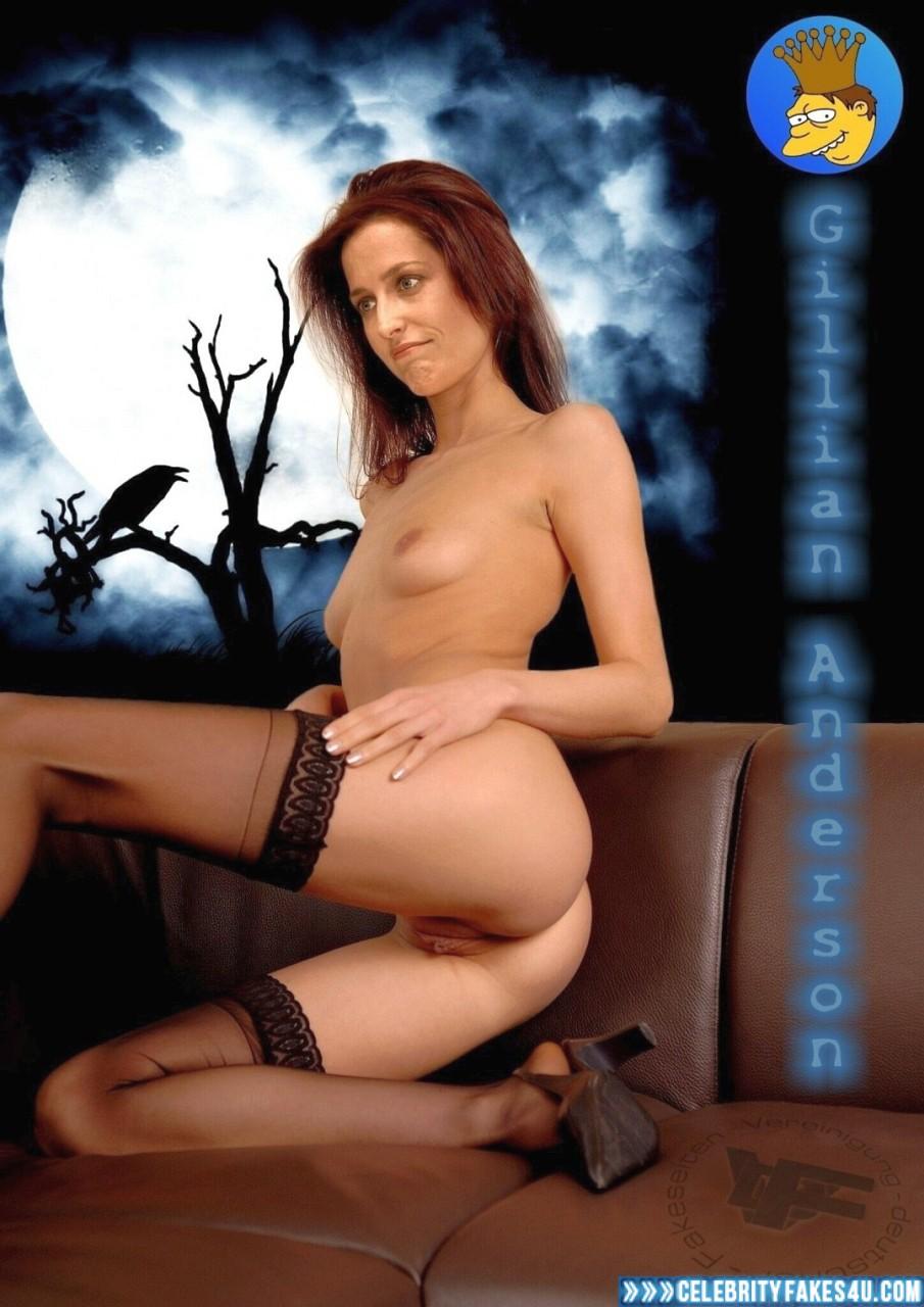 Gillian Anderson Fake, Nude, Porn