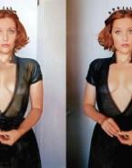 Gillian Anderson See Thru Boobs Xxx 001