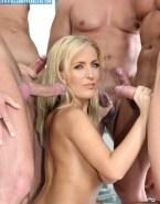 Gillian Anderson Gangbang Handjob Nudes Sex 001