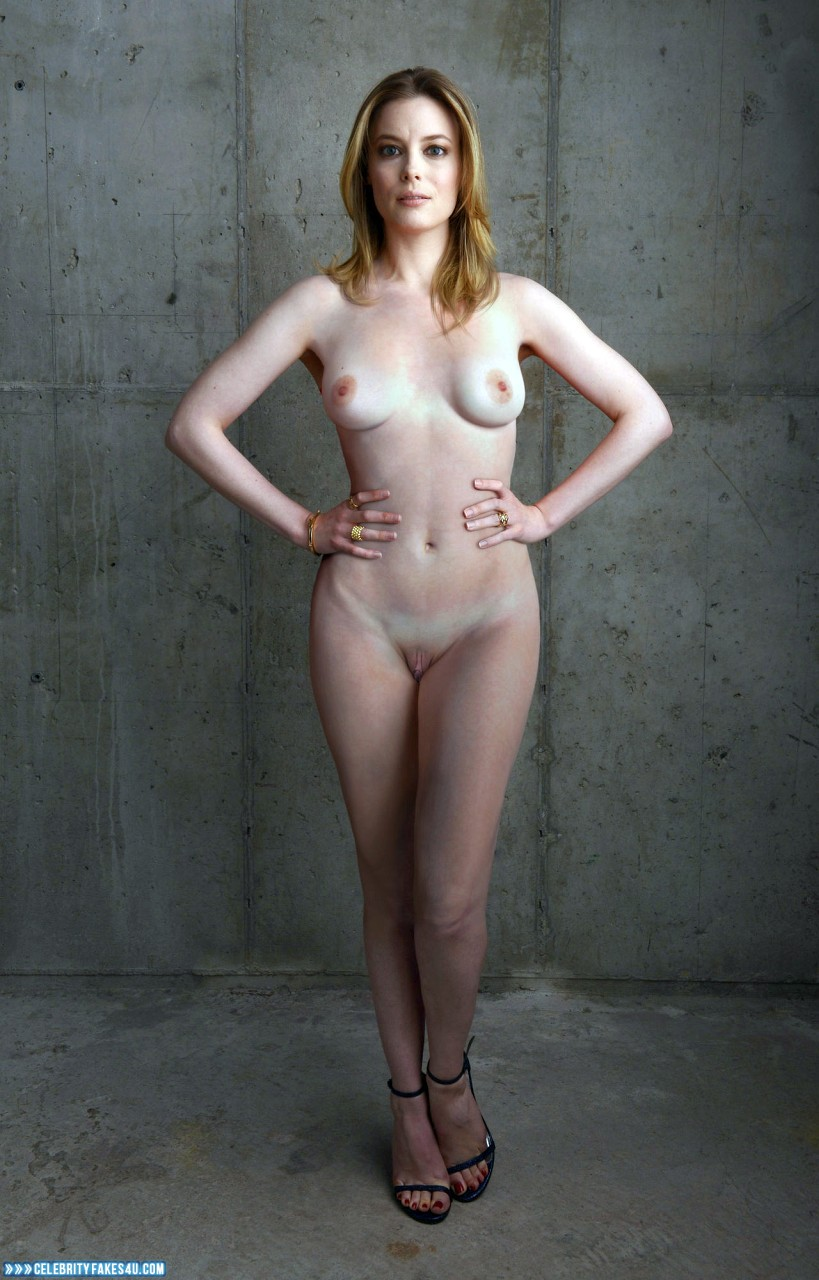 Large silicone breasts