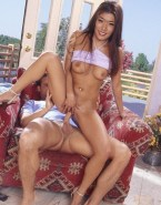 Grace Park Reverse Cowgirl Tight Pussy Sex 001