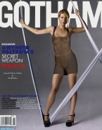 Gwyneth Paltrow Magazine Cover See Thru Porn 001