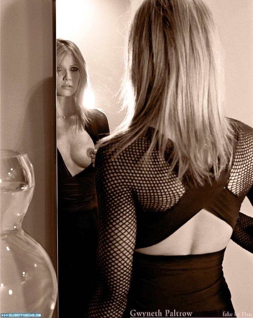 Gwyneth paltrow's boobs