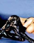 Halle Berry Big Breasts Catwoman Nsfw 001