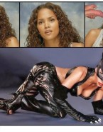 Halle Berry Leather Costume Porn Sex 001