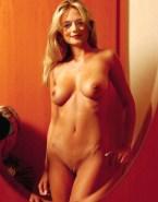 Heather Graham Camel Toe No Underwear Naked 001
