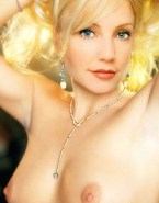 Heather Locklear Breasts Blonde 001