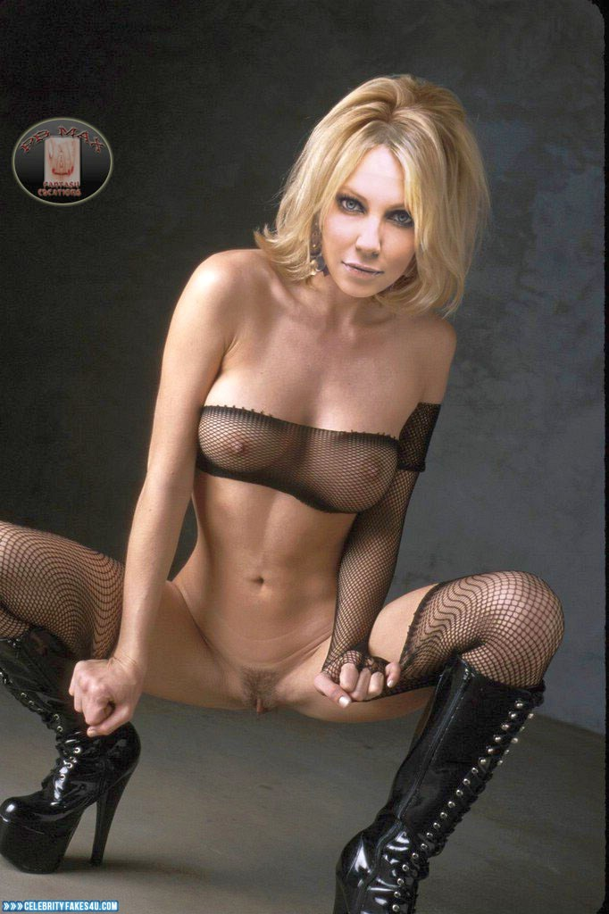 Locklear fakes heather nude