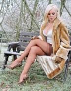 Helen Flanagan Stockings Sideboob Nsfw 001