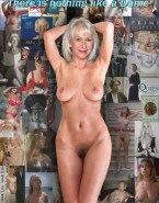 Helen Mirren Fully Nude Body Hot Flat Belly Shot 001