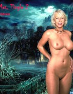 Helen Mirren Fully Nude Hot Exposed Stomach 001