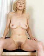 Helen Mirren Sexy Bare Stomach Hairy Pussy 001