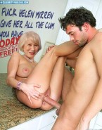 Helen Mirren Spreads Cheeks Ass Sex 001