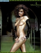 Helena Bonham Carter Horny Boobs Naked Fake 001