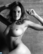 Hilary Swank Great Tits 001
