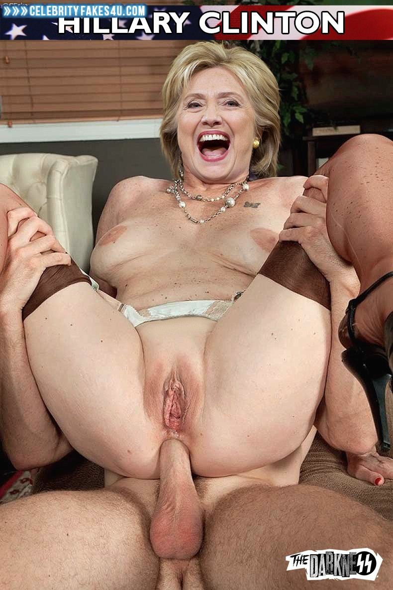 See And Save As Hillary Clinton Fakes Porn Pict