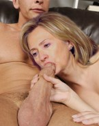 Hillary Clinton Blowjob Sex 001