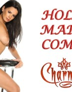 Holly Marie Combs Ass Nude Body Fake 001