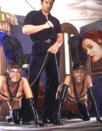 Holly Marie Combs Bondage Charmed Tv Series Nsfw Fake 001