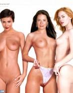 Holly Marie Combs Camel Toe Ass Nude Fake 001