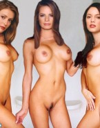 Holly Marie Combs Charmed Naked Body Fake 001