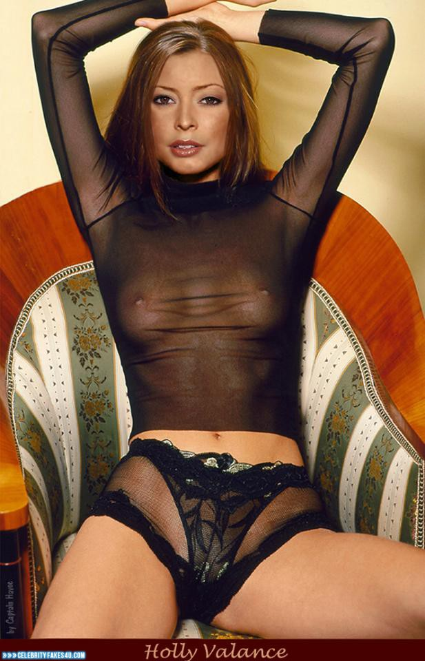 nude fake holly valance pictures