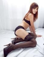 Isla Fisher Lingerie Panties Fake 001